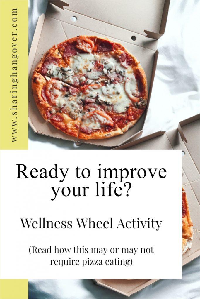 Wellness Wheel Activity